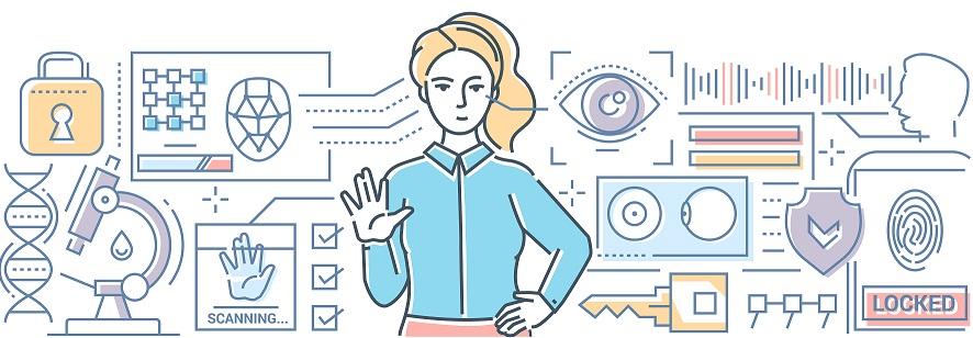 Imagen de la identidad digital